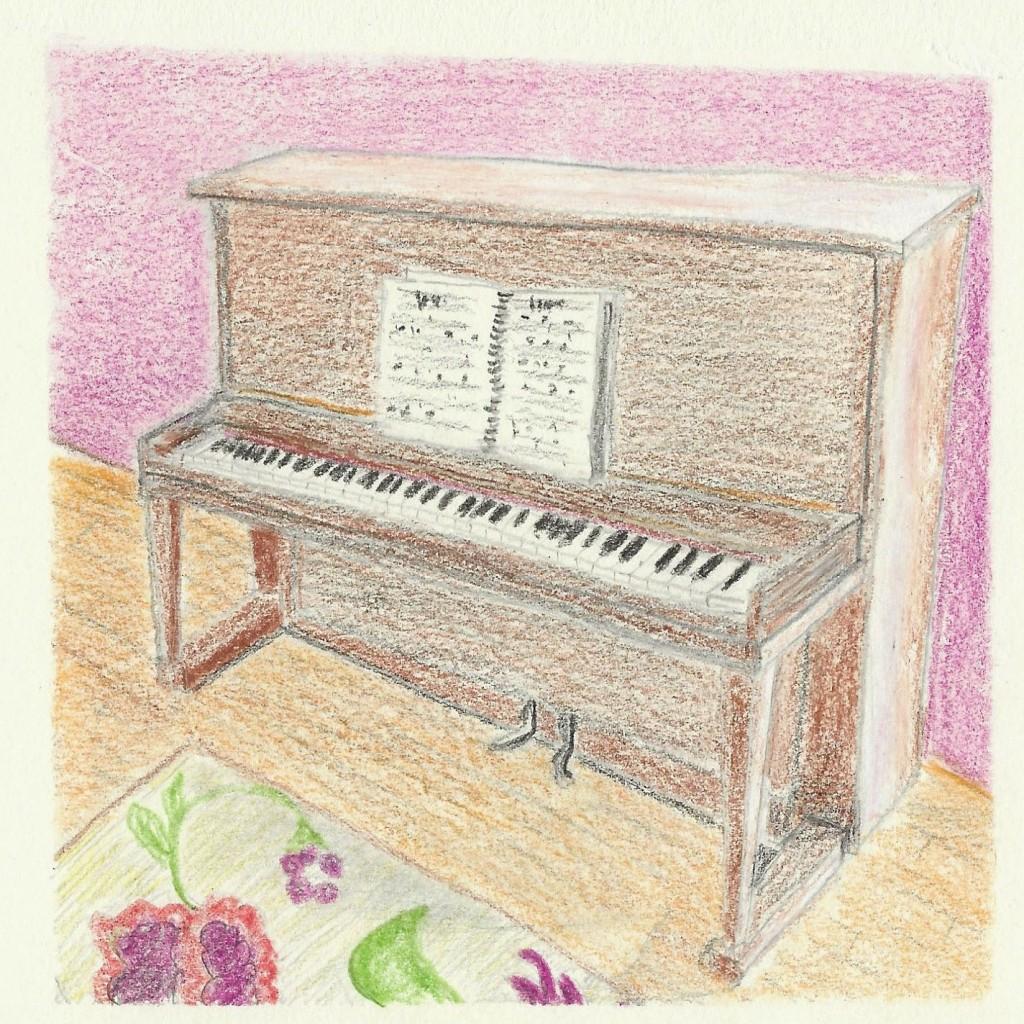"Piano 4"" NFS"