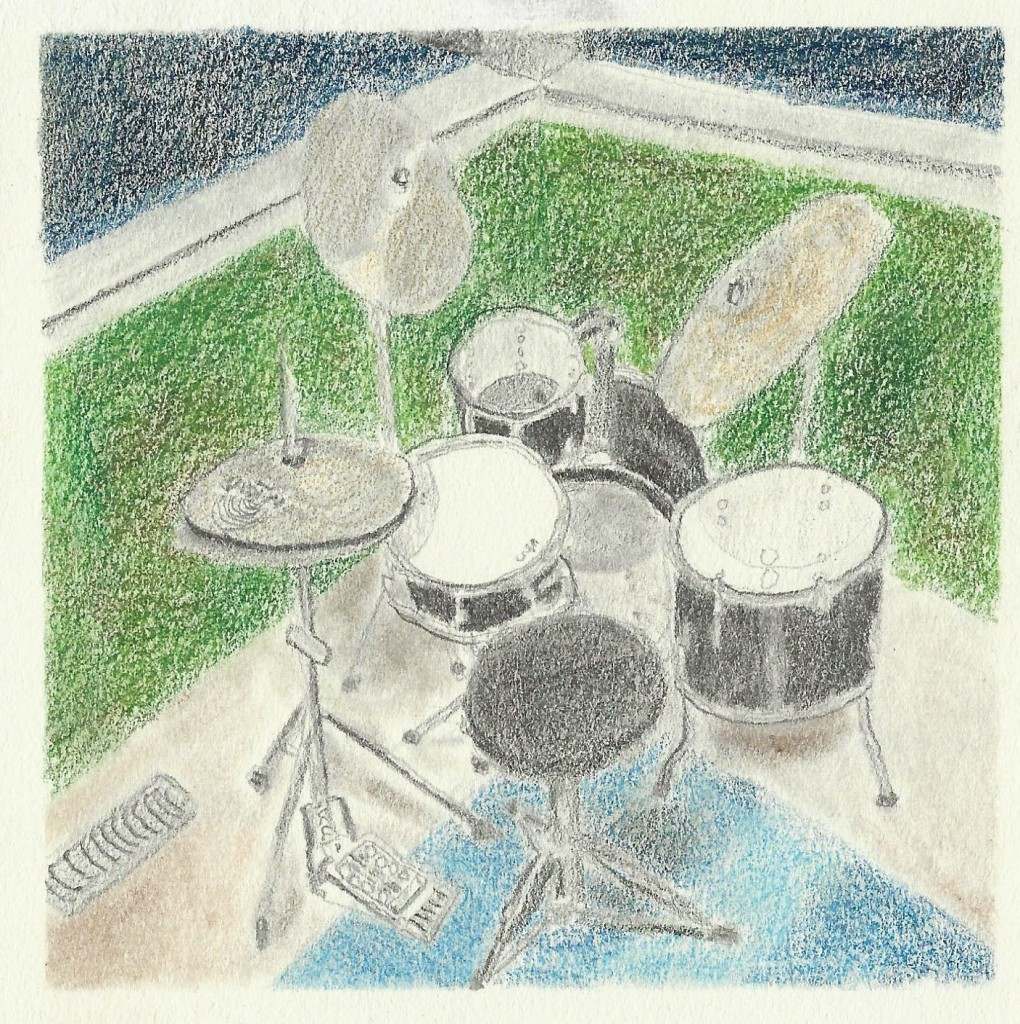 "Drums 4"" NFS"